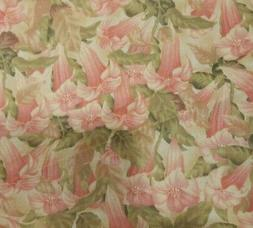 1 yd Friends of a Feather Giordano Studios Spectrix Pink Flo