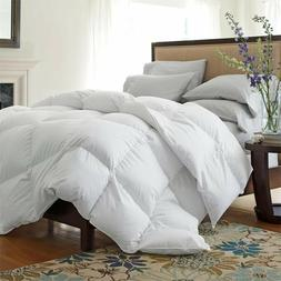 Duck Feather & Down Box Stitched Duvet Quilt All Size 13.5TO