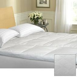 """3"""" Quilted Featherbed"""