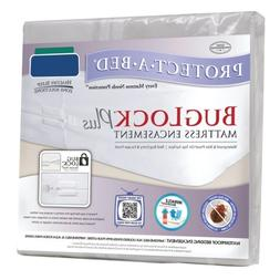 Protect-A-Bed BugLock Plus Bed Bug Mattress Encasement, Quee