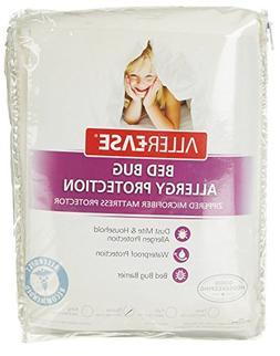 Aller-Ease Bed Bug Allergy Protection Zippered Mattress Prot