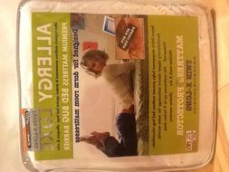Allergy Luxe Premium Bed Bug Barrier Mattress Protector Twin