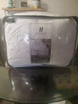 Wamsutta Double Support Technology Featherbed - White - Size