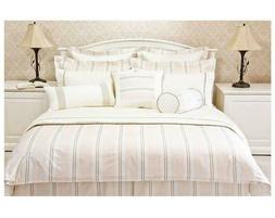 Highland Feather Empire Stripe Collection Sheet Set, King, K