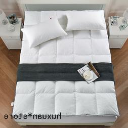 Five-star Hotel Thickened Feather Mattress Cotton Double Tat