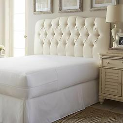 Hotel Collection - Zippered Mattress Protector - 100% Bed Bu