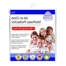 hypoallergenic one breathable mattress cover