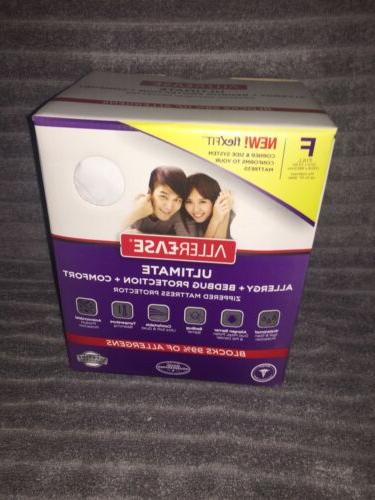 allerease ultimate allergy and bed bug zippered
