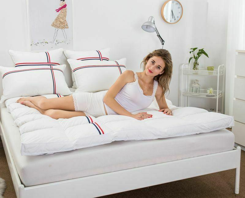 Goose Cotton Durable Twin Size Bed