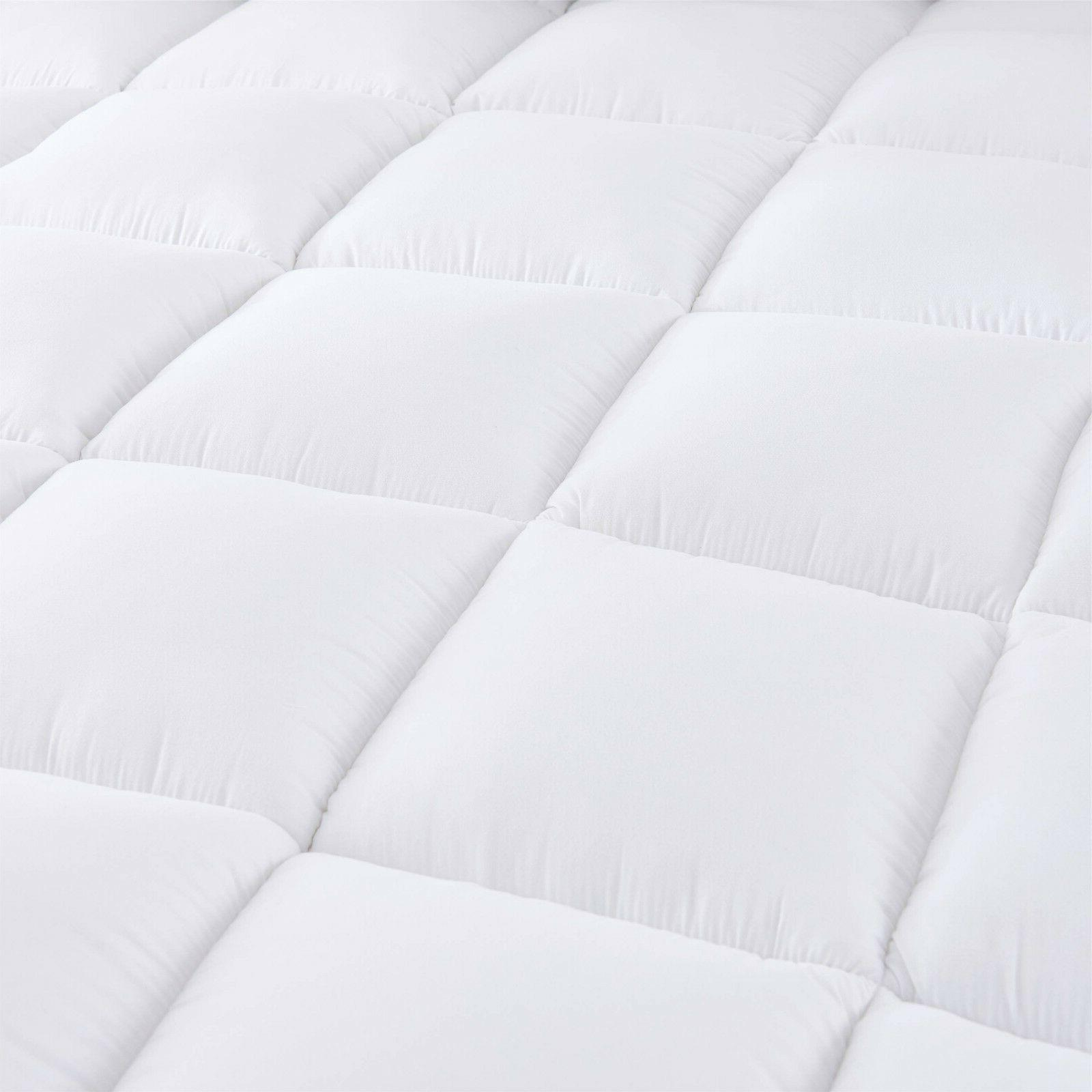 Duck Feather Mattress Toppers & Down High Quality