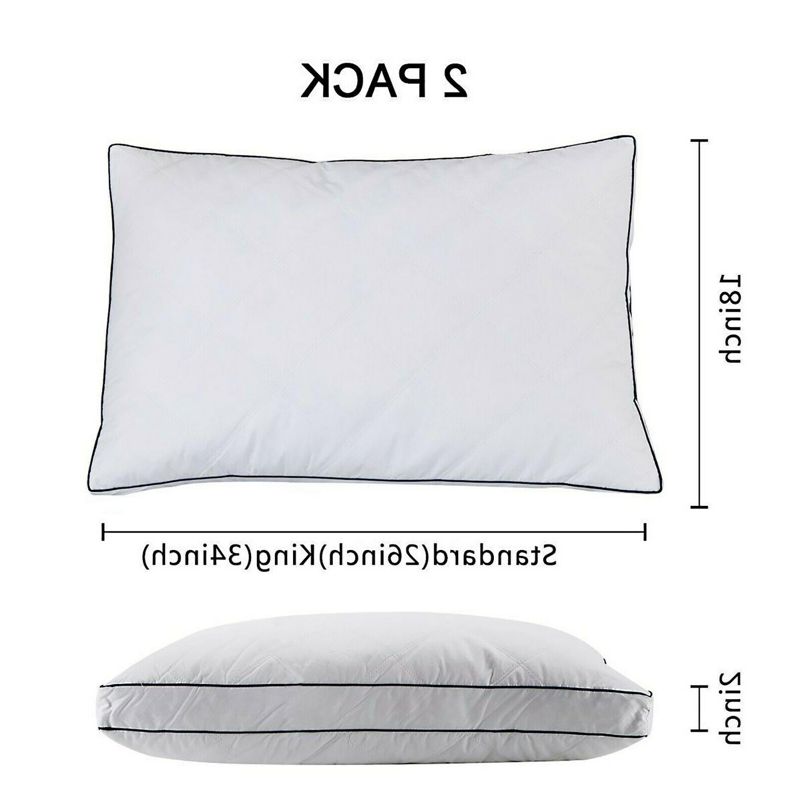 Grey Gusseted 2 Bed King Size