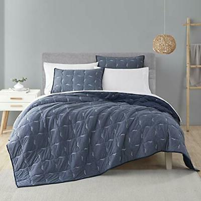 SHALALA YORK Heather Jersey Quilt Set Wicking- Special