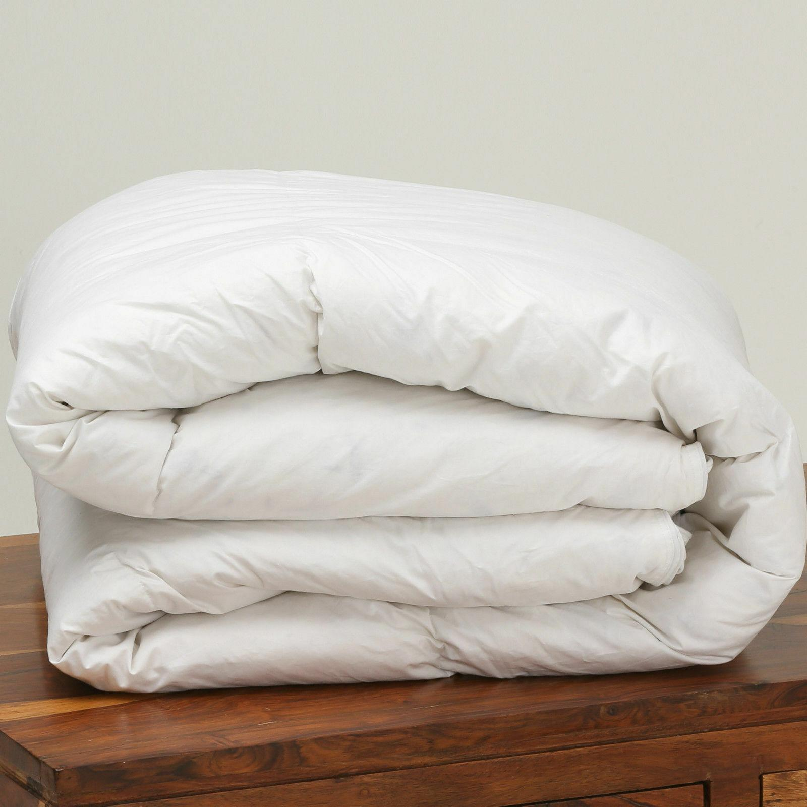 Hungarian Down Duvets Feather & All