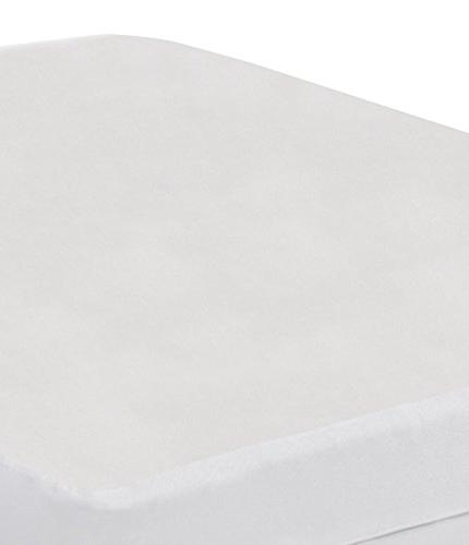 Bed Hypoallergenic All In Full Mattress Encasement Protector Zippered Water Dust Mite