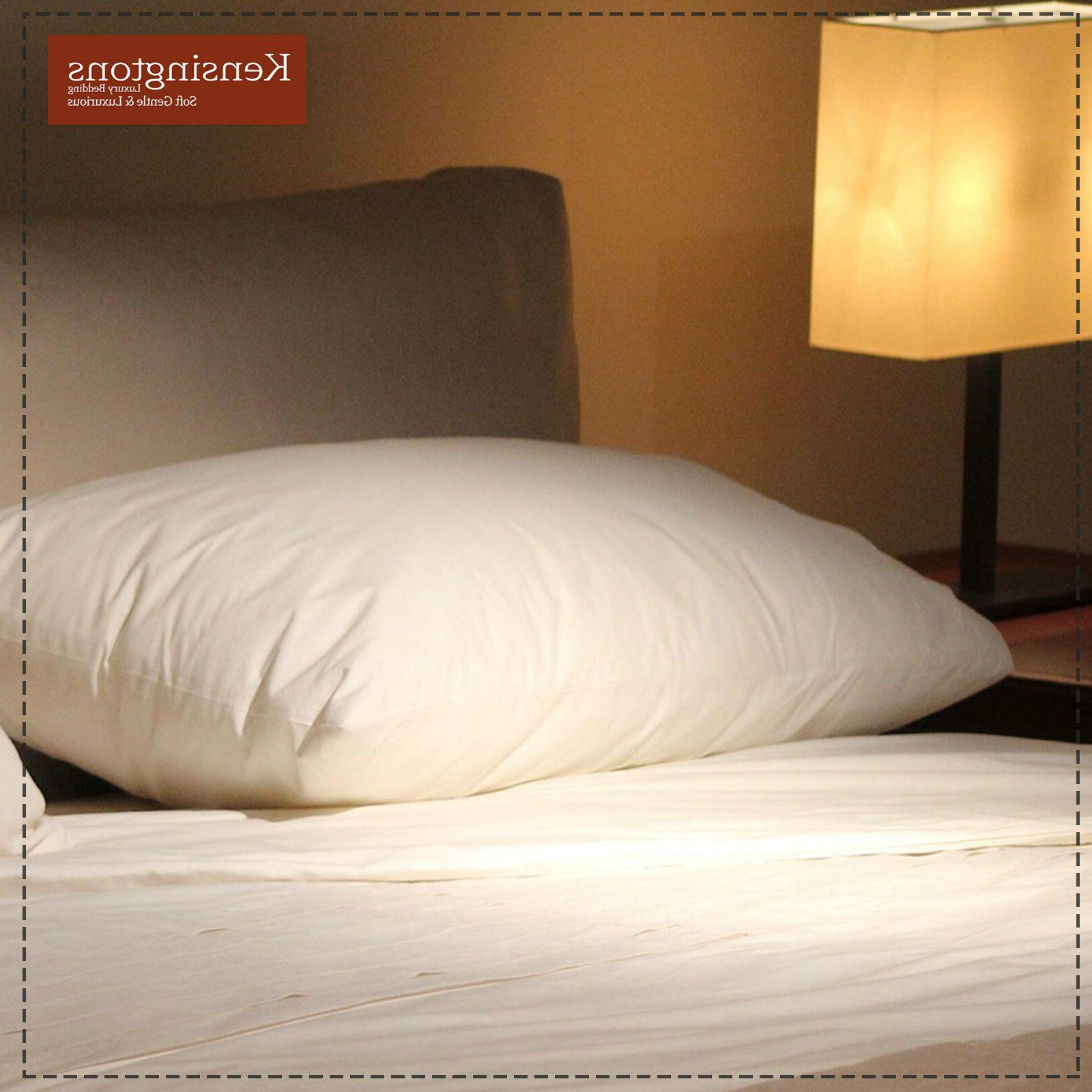 Luxury Goose Feather & Down King Hotel 1500g