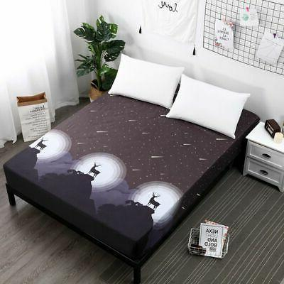 Mattress Pads Bedding Protector Fitted