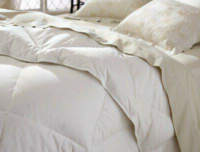 new restful nights natural down comforter