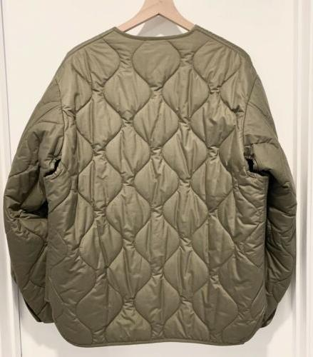 Rocky Quilted Liner 42
