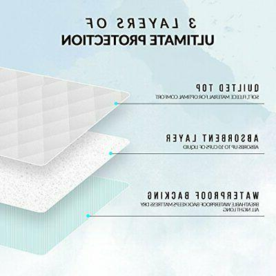 Bed Pad - Made in America - 2 Pack