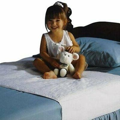 saddle style reusable waterproof bed pad made