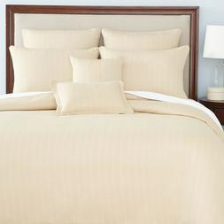 Hudson Park Luxe Collection King Coverlet Metallic Metalisse