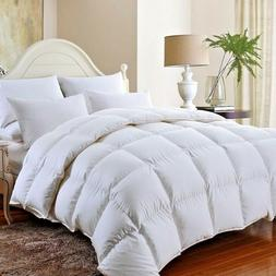 Luxury Duck Feather & Down Duvet Quilt Bedding All Bed Sizes