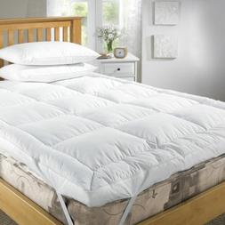 Luxury Duck Feather & Down, Goose Feather & Down Mattress To