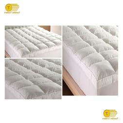 Luxury Duck Feather & Down Mattress Topper Matress Available