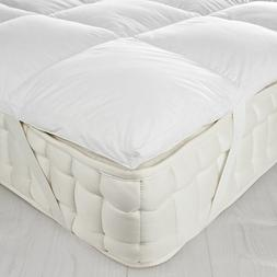 Luxury Duck Feather & down Mattress Toppers