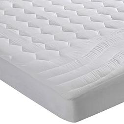 Mattress Pad Twin Extra Long Breathable Soft Quilted Mattres