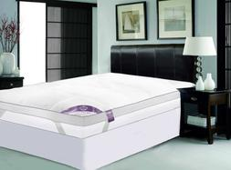 MATTRESS TOPPER 60% Goose Feather & 40% Goose Down - Availab