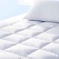 Pure Brands Mattress Topper & Mattress Pad Protector in One