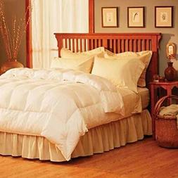 New Pacific Coast Feather Light Warmth Down White Comforter