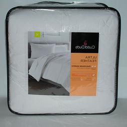 Cuddl Duds Ultra Feather King Size Comforter 85 oz. Year Rou